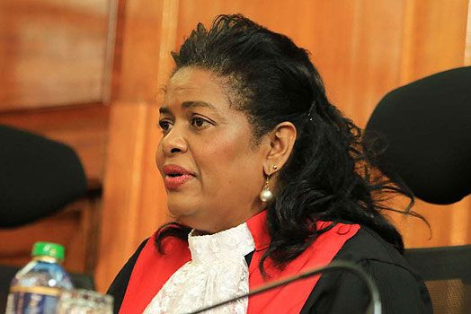 Supreme Court Judge Njoki Ndung'u opposes lowering sex consent age