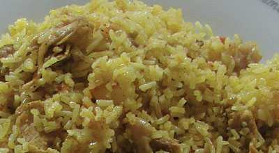 Chicken Bhiriyani : A complete delicious meal anytime