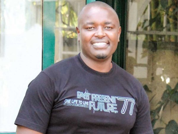 DANIEL MAINA SURVIVED HOMELESSNESS TO SUCCEED