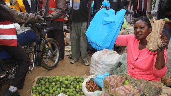 NEMA now bans non-woven shopping bags.