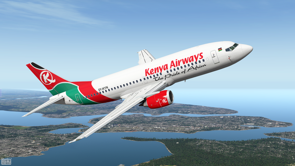 Kenya Airways records double loss